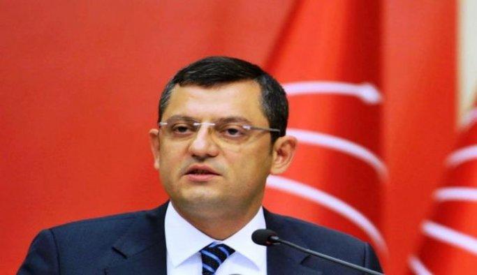 'Başkanlık sistemi için bir anahtar deliği dahi yok CHP kapısında'