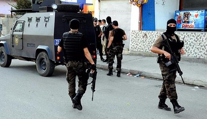 Batman'da 6 PKK'lı tutuklandı