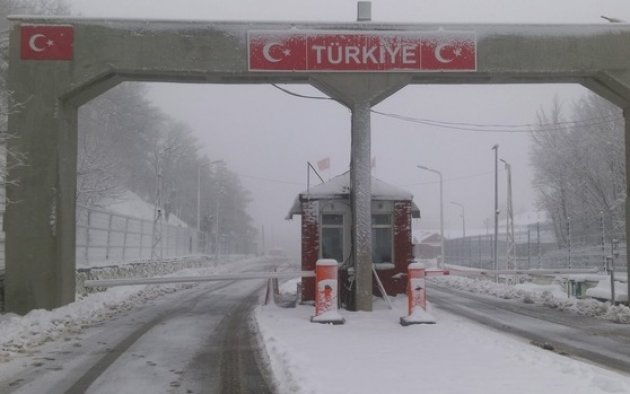 Beklenen kar Trakya'dan giriş yaptı