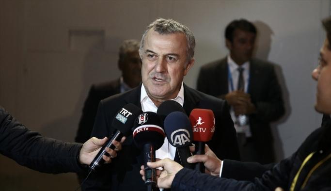 Beşiktaş Kulübü Genel Sekreteri Ürkmezgil: