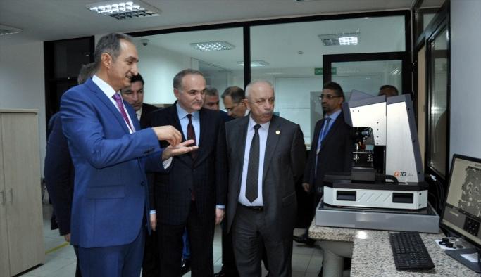 Bilim, Sanayi ve Teknoloji Bakanı Özlü: