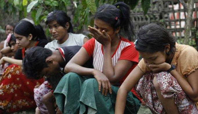 BM'den Arakan'da dram için acil çağrı