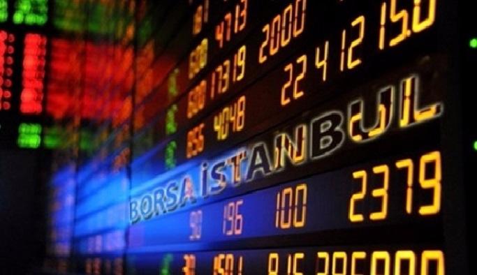 Borsa güne de rekorla başladı