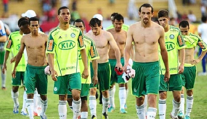 Brezilya'nın şampiyonu Palmeiras