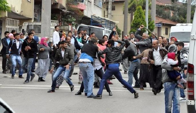 Bursa'da kavga: 5 yaralı