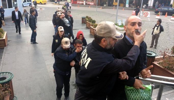 Bursa'daki terör operasyonu