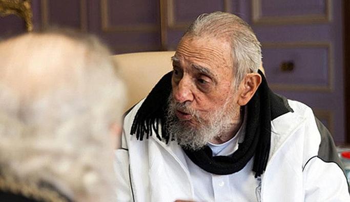 Cezayir'de Castro için 8 günlük yas