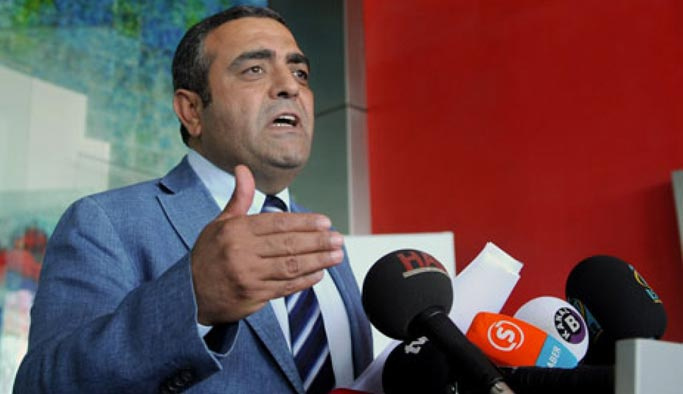 CHP'den Selahattin Demirtaş'a ziyaret