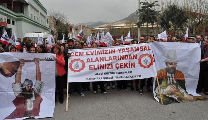CHP'nin Cemevi binasını yıkımı Mecliste