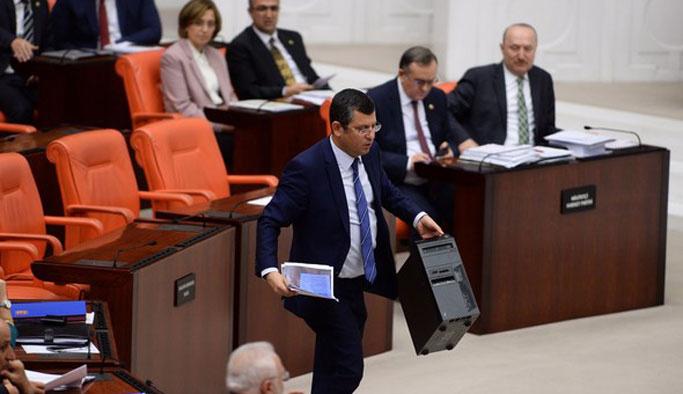 CHP'nin 'eleştiriye tahammülü': Baskın ve gasp