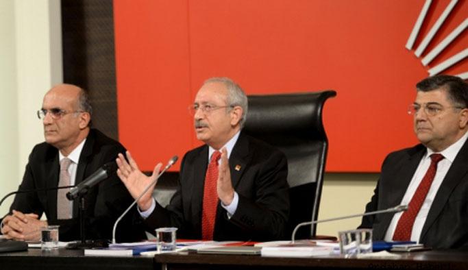 CHP'nin skandal bildirisine suç duyurusu