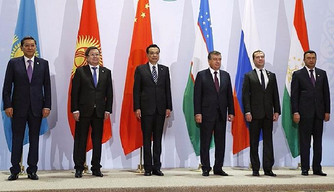 'Şanghay Beşlisi, hamlesi stratejik bir adım'