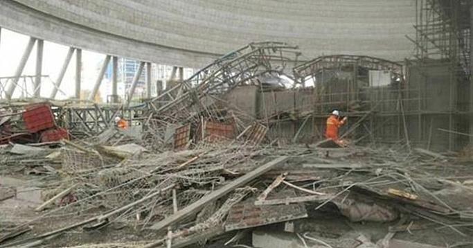 Çin'de santral çöktü: Çok sayıda ölü var