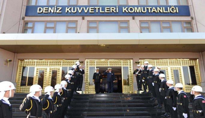 Deniz Kuvvetlerine çeşitli rütbe ve sınıflarda personel alınacak