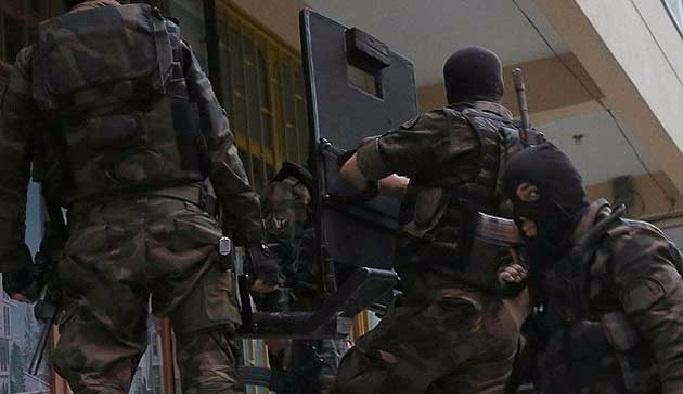 Diyarbakır'da 8 kişi gözaltına alındı