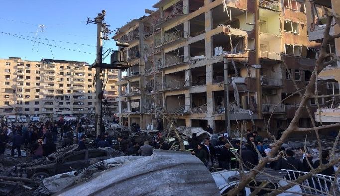 Diyarbakır'da terörün izi siliniyor