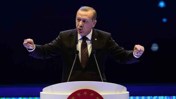 Erdoğan, Diriliş Ertuğrul ekibine sahip çıktı