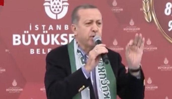 Erdoğan'dan AB'ye sert tepki: Sana ne?