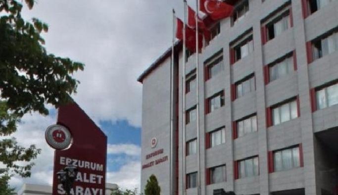 """Erzurum'da emniyet binasına """"roketatarlı saldırı"""" davası"""