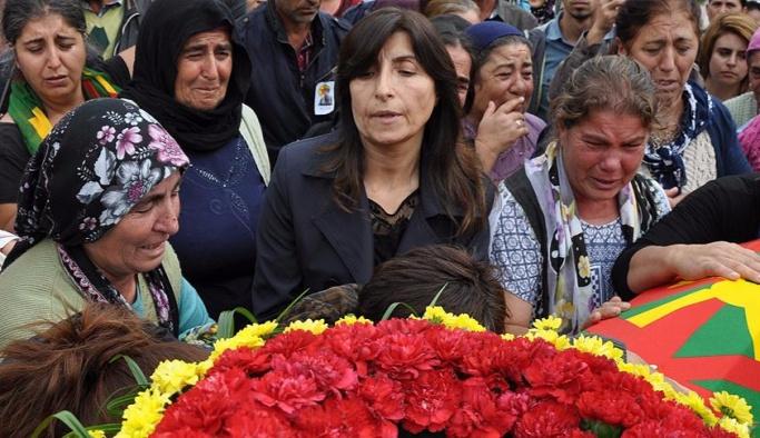 Eski HDP Tunceli Milletvekili Şahin gözaltına alındı
