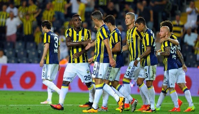 Fenerbahçe, avantaj peşinde