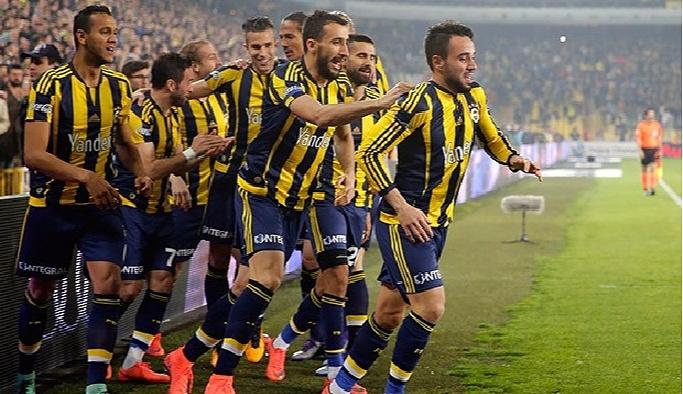 Fenerbahçe Kasım'ı seviyor