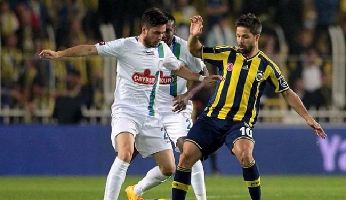Fenerbahçe ve Çaykur Rizespor'un 33. randevusu
