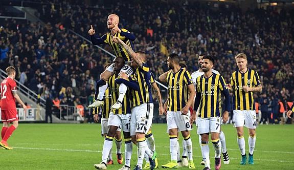 Fenerbahçe Zorya takımını 2-0 yendi