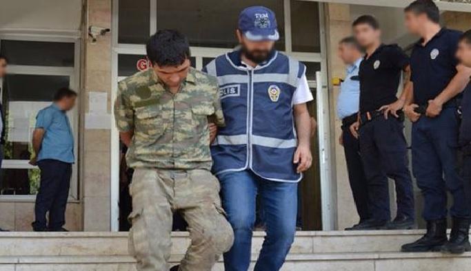 FETÖ'den 18 asker'e tutuklama