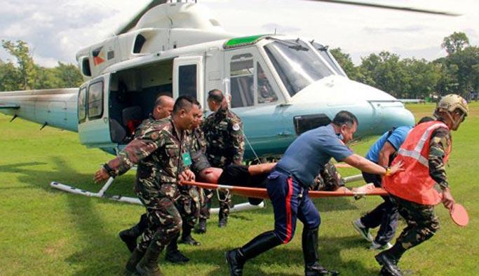 Filipinler'de bombalı saldırı