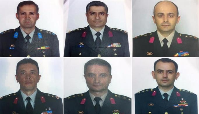 Firari komutanların fotoğrafları yayınlandı