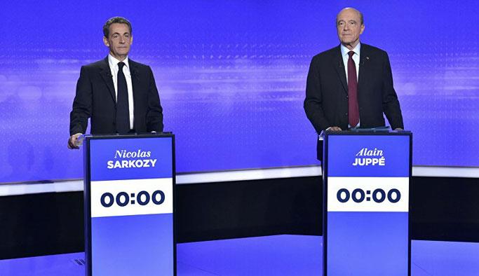 Türkiye düşmanı Sarkozy ilk turda elendi