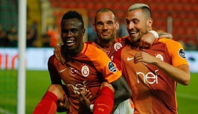 Galatasaray'ın umudu Eren ve Bruma