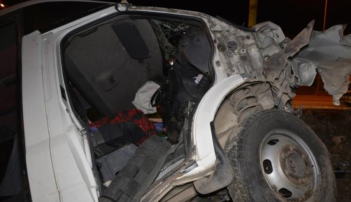 Ordu'da trafik kazası: 4 ölü, 3 yaralı