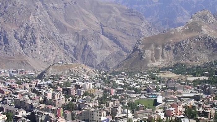 Hakkari'de bazı bölgelere giriş yasağı
