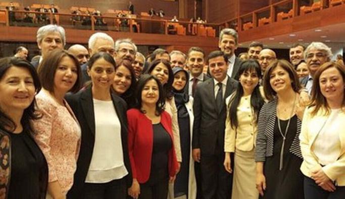 HDP'li milletvekilleri hakkında yeni karar