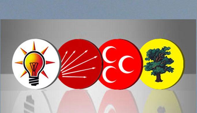 HDP'nin oyları yüzde 8'in altına indi