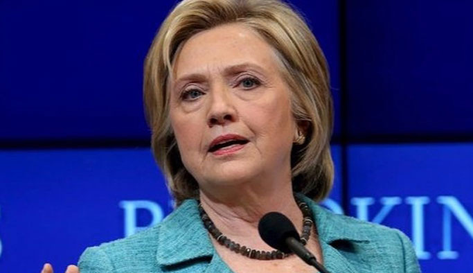 Hillary Clinton'dan ilk açıklama geldi