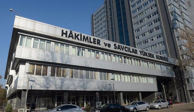 HSYK 203 hakim ve savcıyı daha ihraç etti TAM LİSTE