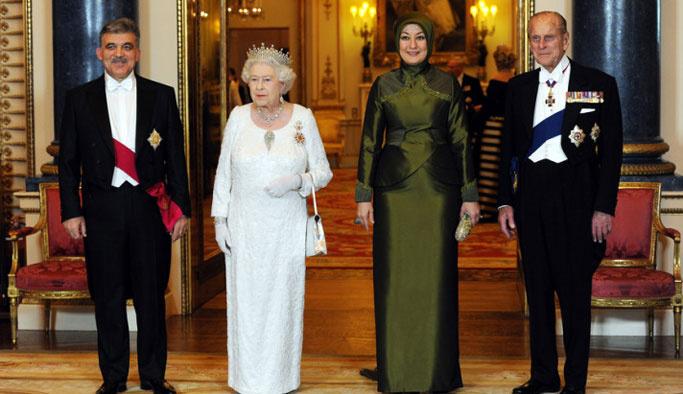 İngiltere'den Abdullah Gül'e büyük saygısızlık