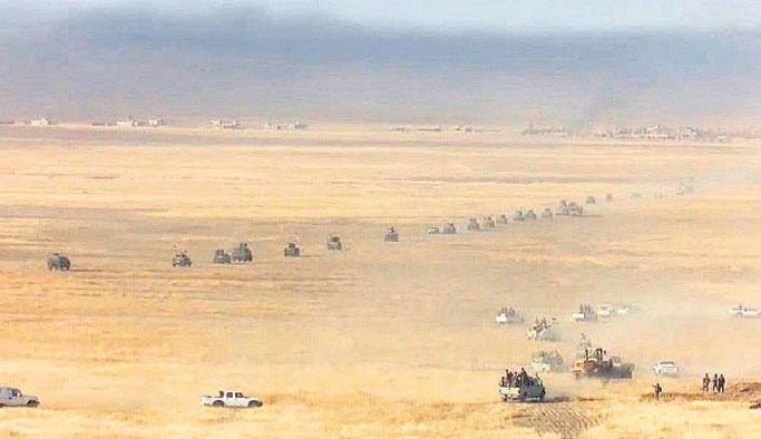 Irak ordusu Musul'da ilerleyemiyor