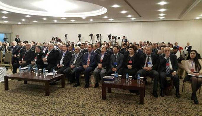 Irak ve Suriye Türkmenlerine destek