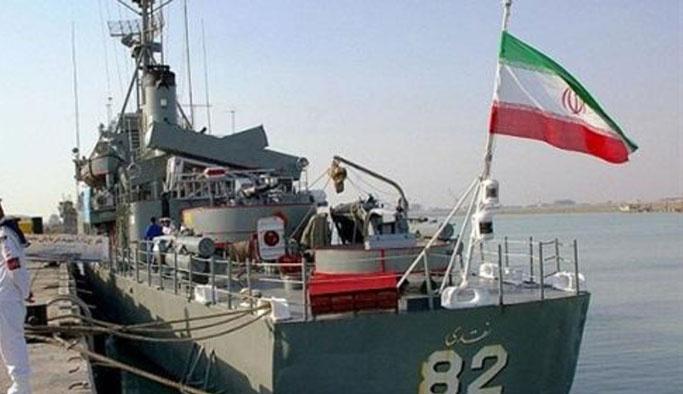 İran'ın silahlarına el kondu