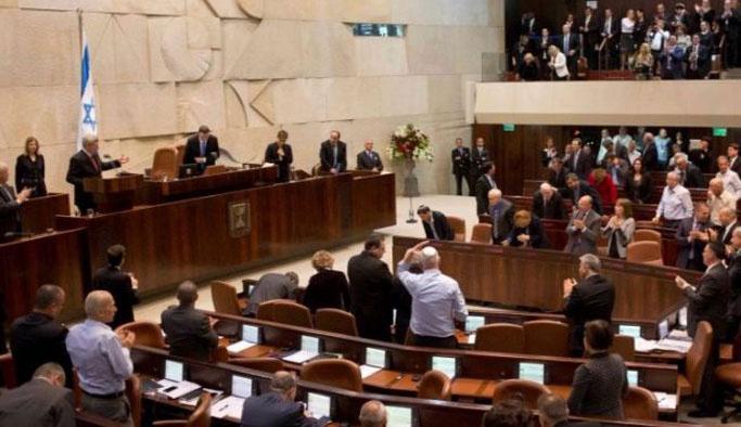 İsrail ezana ceza kesmeye başladı