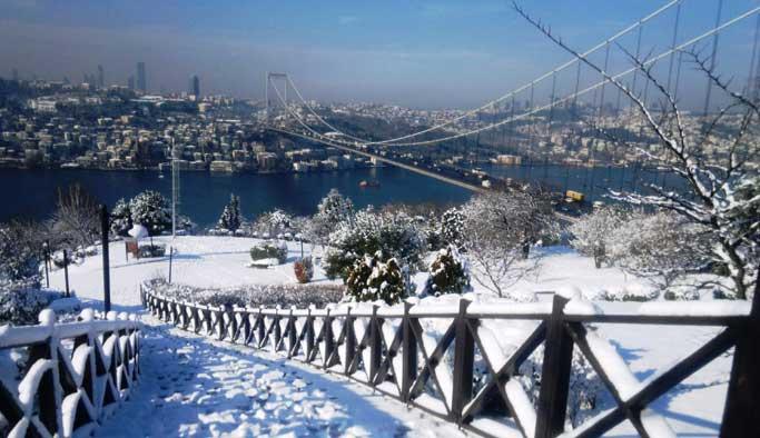 İstanbul'a bu hafta kar yağabilir