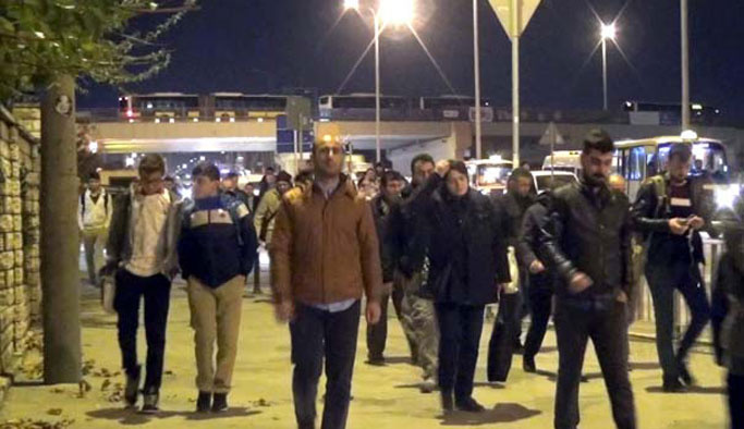 İstanbul'da mesai sabah ezanıyla başlıyor