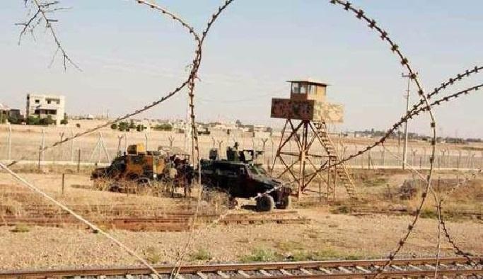 Kaçak geçişlerde bin 272 kişi yakalandı