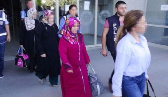 """Kayseri'deki """"Abla"""" operasyonunda tutuklama"""