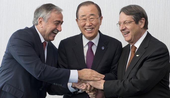 Kıbrıs müzakereleri olumlu yönde ilerliyor
