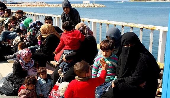 Kırklareli'nde 53 yabancı uyruklu yakalandı